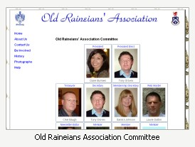 Old Raineians Association